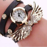 Casual Bracelet Watch With Wings - Abco... Store
