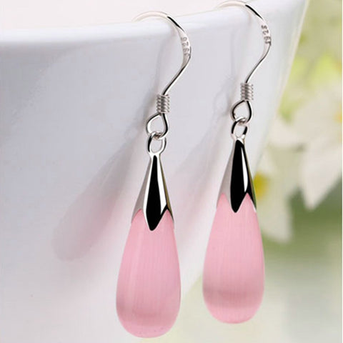 Opal Drop Sample Earrings - Abco... Store