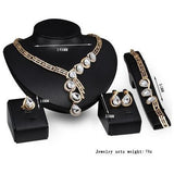 Formless Statement Jewellery Set - Abco... Store