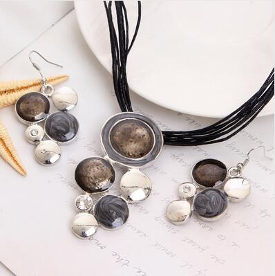 Round Beads Pendant Necklace - Abco... Store