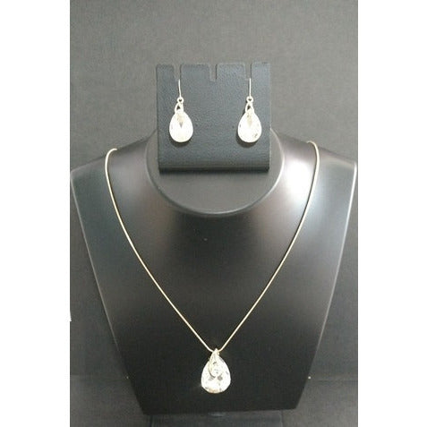 Water Drop Earring & Necklace - Abco... Store