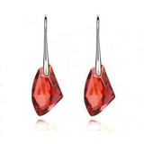 Crystal Dangle Earrings - Abco... Store