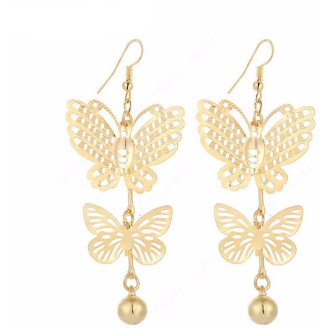 Lovely Butterflies Earrings - Abco... Store