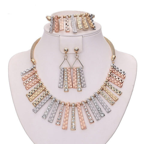 Vintage Chokers Jewellery Sets - Abco... Store