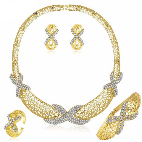 Infinity Lock Jewelry Sets - Abco... Store