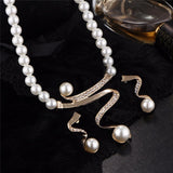 Pearl Vintage Simulated  Jewelry Sets - Abco... Store