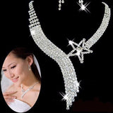 Crystal Wedding Party Bridal Jewelry Sets - Abco... Store