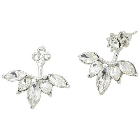 Luxury Alloy Ear Stud Earrings - Abco... Store