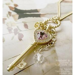 Golden Crown Key Chain - Abco... Store