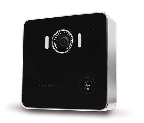 VBell Video VoIP Smart Intercom Black