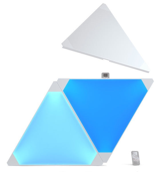 Nanoleaf Aurora 3 Panel Expansion Kit
