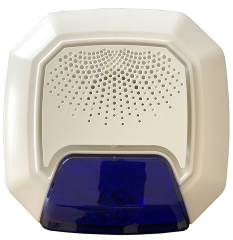 VISION Z-Wave Plus Outdoor Siren