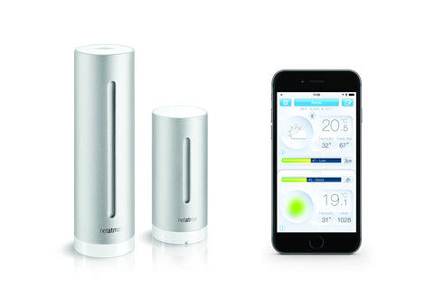 Netatmo Personal Weather Station