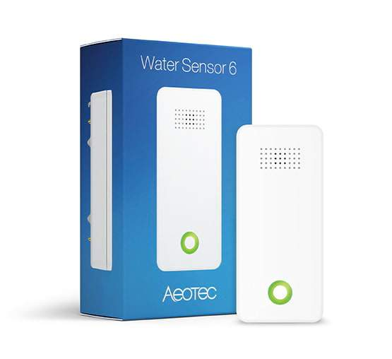 Aeotec Zwave Plus Water Sensor 6