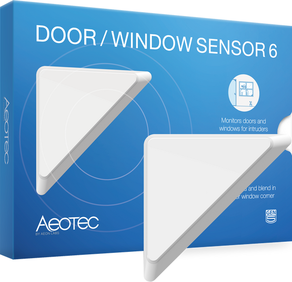 Aeotec Z-Wave Plus Door Window Sensor 6