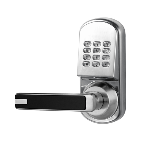 KAS Z-Wave Keypad Lock Left