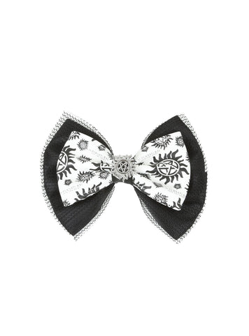 Supernatural Anti-Possession Net Hair Bow