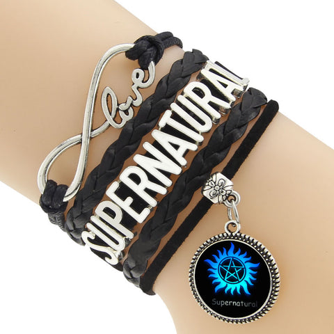 Supernatural Hand-Woven Multi-Layer Bracelet