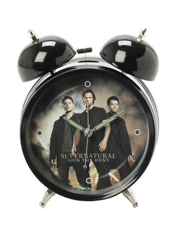Supernatural Alarm Clock