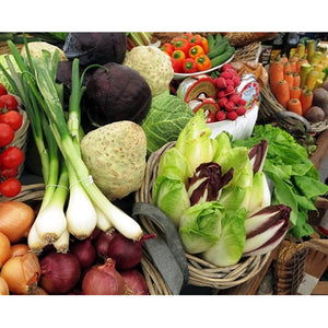 TEMPERATE CLIMATE Winter Vegetable Pack - 35 packets - Boondie Seeds