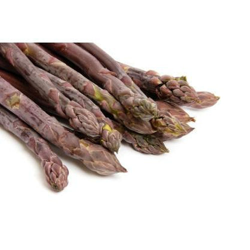 ASPARAGUS 'Purple Passion' 20 seeds - Boondie Seeds