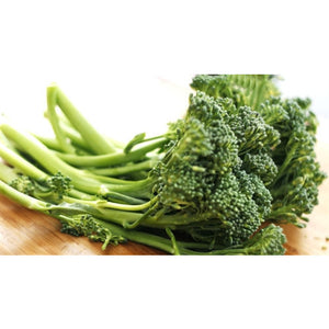 Brocoletti / Mini Broccoli / Rapini - Boondie Seeds