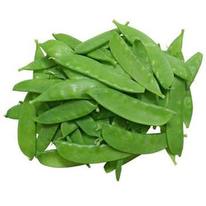 SNOW PEA 'Mammoth Melting' - Boondie Seeds