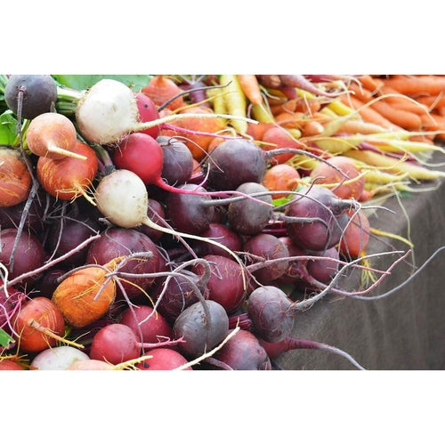 BEETROOT 'Heirloom Mix' - Boondie Seeds