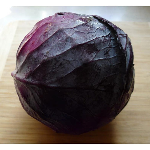 CABBAGE 'Red Acre' - Boondie Seeds