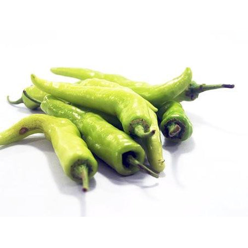 CHILLI 'Hungarian Hot Wax' - Boondie Seeds