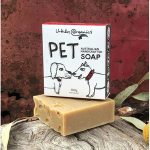 Australian Handcrafted Pet Soap