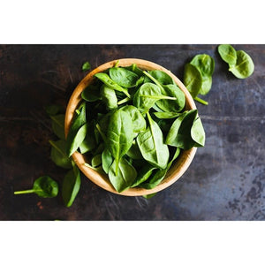BABY SPINACH / English Spinach - Boondie Seeds