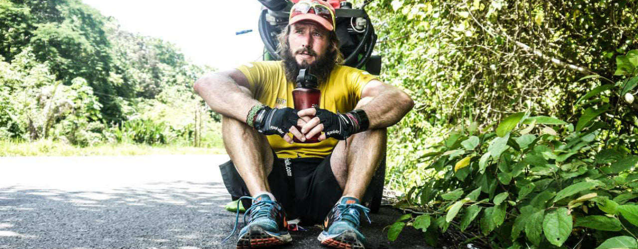 Running an ultramarathon