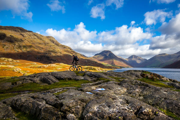 Bike touring Lake District