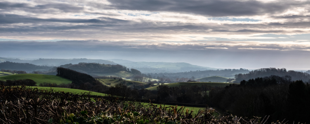 Hardy Country, Dorset hills