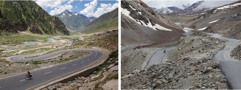 Cycling through India and Pakistan
