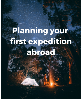 DofE expeditions abroad