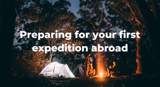 Expeditions abroad