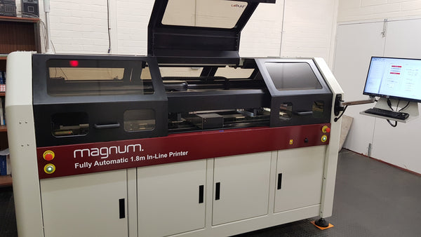 Magnum 1.8m Fully Automatic Inline Printer