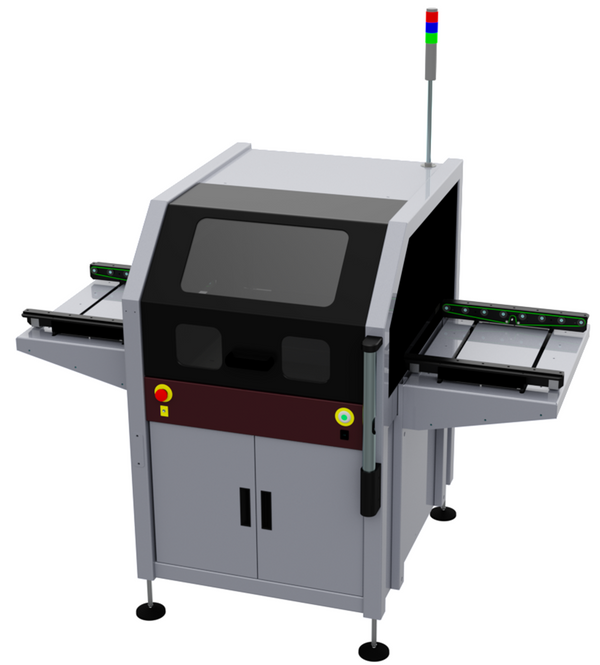 Mantis 23 Fully Automatic Stencil Printer