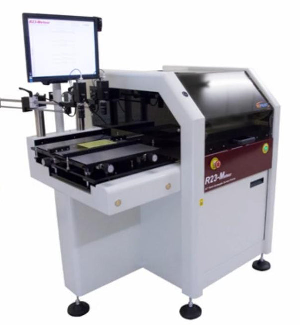 Meteor Semi Automatic Stencil Printer