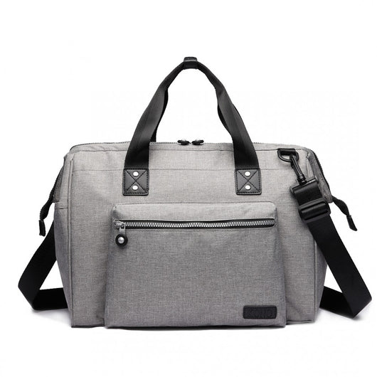 Grey Changing Bag - Goodies 4 Mummies Pre Packed Maternity Bags