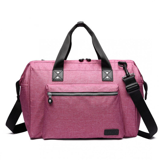 Pink Changing Bag - Goodies 4 Mummies Pre Packed Maternity Bags