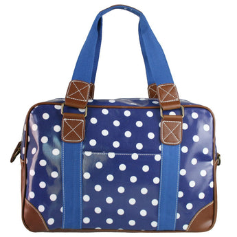 Blue Polka Dot - Goodies 4 Mummies Pre Packed Maternity Bags
