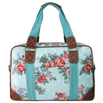 Light Blue Floral - Goodies 4 Mummies Pre Packed Maternity Bags