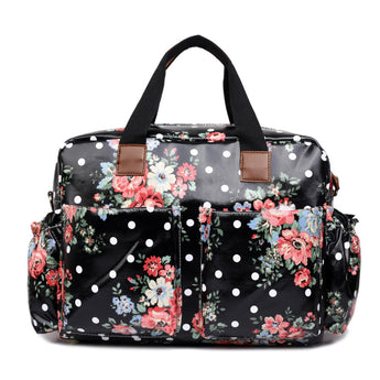 Floral Black - Goodies 4 Mummies Pre Packed Maternity Bags