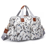 Bird Changing Bag Set Grey - Goodies 4 Mummies Pre Packed Maternity Bags