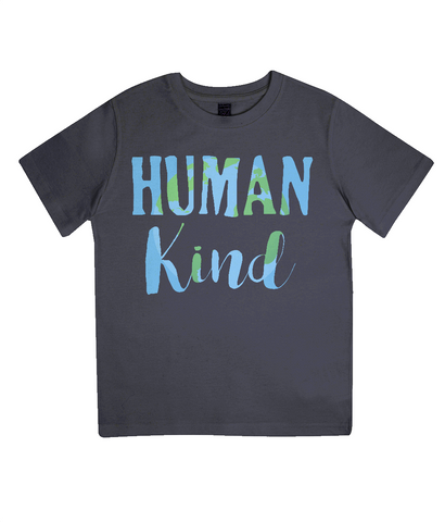Organic Eco Children's T-Shirt - HumanKind