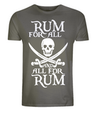 EP01 Classic Jersey Men's/Unisex T-Shirt P010 Rum for All