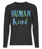 Organic Eco Men's Long Sleeve T-Shirt - HumanKind